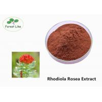 Buy cheap Chinese Herbal Extract Rhodiola Rosea Extract Rosavins 3% for Male Health from wholesalers