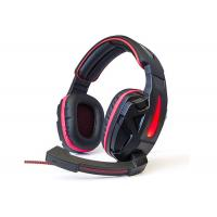 Buy cheap Easy Operation Usb Gaming Headset , Pc Gaming Headset With Mic Skin Friendly Material from wholesalers