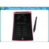 Buy cheap Erasable Writing Tablet 8.5 Inch , 12'' Paperless LCD Writing Pad For School / Office from wholesalers