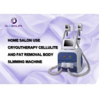 Buy cheap 2 Head Cold Therapy Ultrasonic Cavitation Body Slimming Machine Fat Freeze Machine from wholesalers