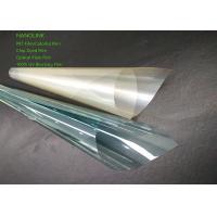Nano Materials PET Fire Resistant Film For Electrical Appliances / Building Decoration