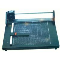 Buy cheap 350MM Manual Craft Guillotine Paper Cutter / Trimmers Rotary Type from wholesalers