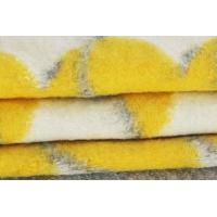 Buy cheap Gradient Knitted Wool Blend Fabric Winter Coat Material 148 CM Width from wholesalers