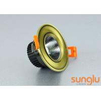 Buy cheap Smart Home Dimmable LED Downlights , LED Recessed Downlights With Curved Face from wholesalers