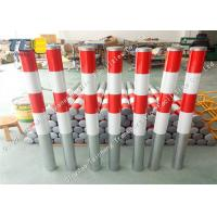 Buy cheap Reflective Tape Fixed Bollards Removable Parking Posts Security Locking from wholesalers