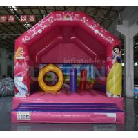 China China air commercial princess inflatable bounce house castle for sale cheap price on sale
