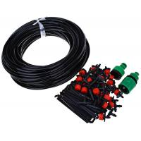 Buy cheap Automatic Garden Hose Kit Micro Watering System Drippers 1/4 Connection Size from wholesalers