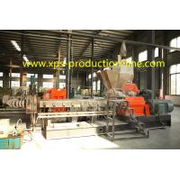 Buy cheap Economic Extruded Styrofoam Sheets XPS Foam Board Production Line from Wholesalers