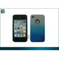 Buy cheap Custom Fade rubberied durable PC hard cover for Iphone 4 Protective Cases TC-IPH4-C012 from wholesalers