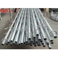 Buy cheap High Strength Scaffolding Ring Lock System Horizontal Ledgers for Concrete Construction product
