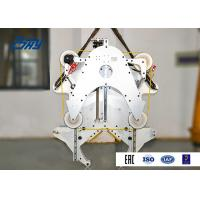 Buy cheap 1000lbs Diamond Wire Guillotine Saw ROV Control With Imported Diamond Rope from wholesalers