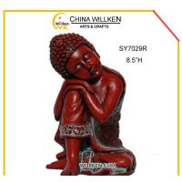 Buy cheap Polyresin Buddha for Home Decor from wholesalers