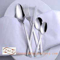 Buy cheap Wholesale Laser Engraving Cheap Stainless Steel Flatware Set from wholesalers