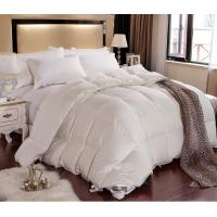 Buy cheap EUO Cotton Grey Down Feather Quilt Luxurious Duvet For Hotel / Home from wholesalers