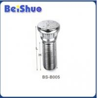 Buy cheap Galvanized Wheel Bolt And Nut Manufacture,Export Truck Wheel Hub Bolts and Nuts, from wholesalers