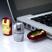 Quality New Design Low Price USB Avengers, the Iron Man Metal USB Flash Drive for sale