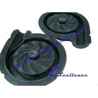 Buy cheap Rubber lined slurry pump, impeller and liners from wholesalers