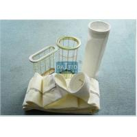 Buy cheap Non Woven Industrial Filter Bags P84 PTFE Acrylic Nomex PPS Materials from wholesalers