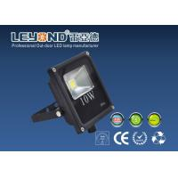 Buy cheap Slim Line Waterproof LED Flood Lights 10W Allumium Housing IP65 Protection Outdoor lights from wholesalers