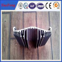 Buy cheap heat sink aluminium profile for industry, china aluminum heat sink for light housing from wholesalers