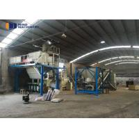 Buy cheap Tile Adhesive Making Machine 80 - 150 KW Power For Sand Cement Additives from wholesalers