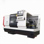Buy cheap 3200kg CNC Lathe Machine CK6140 / CK6150 / CK6160 Horizontal Spindle CK Series from wholesalers