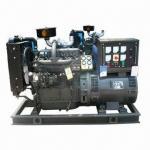 Buy cheap 24kW Diesel Generator Set, Ricardo Engine K4100D and Copy Stamford Alternator from wholesalers