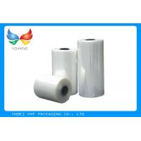 Buy cheap 40 Micron Label Shrink Film Rolls For Gravure Printing Heat Shrink Bands from wholesalers