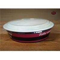 Buy cheap 10 Oz 12 Oz 16 Oz Paper Salad Bowls Customized Disposable Party Plates And Cups product