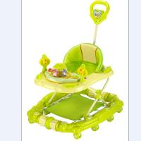Buy cheap Adjust Modern Baby Girl Walker 6 Wheel Plastic Baby Walker with Handle from wholesalers