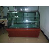 Buy cheap Commercial Flat Top Cake Display Freezer, Marble Cake Display Chiller from wholesalers