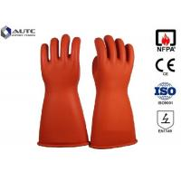 Buy cheap Acid Protection Dupont PPE Safety Gloves , Fire Safety Hand Gloves For Hazardous Chemicals product