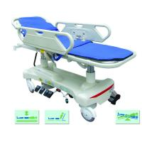 Buy cheap Deluxe Automatic Electric Patient Transfer Trolley For First Aid from wholesalers