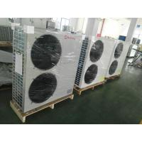 Buy cheap Wall Mounted 5 Ton Hydronic Heat Pump Galvanized Steel Sheet With LCD Finger Touch Display from wholesalers