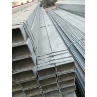 Buy cheap Galvanized Iron Tube Galvanzied Square Steel Pipe Prefabricated House from wholesalers