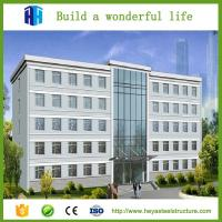 Buy cheap prefabricated steel structure frame apartment building malaysia from wholesalers
