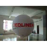 Buy cheap Waterproof Inflatable Advertising Helium Balloons With 540*1080dpi Digital Printing For Advertising from wholesalers