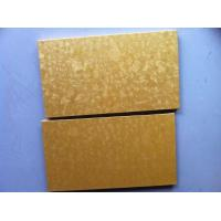 China Cardboard Cd Sleeve Printing With Gold Stamping Finishing on sale
