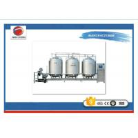 Buy cheap 6KW CIP Cleaning System For Water  Single Tank Double Cans 3000 * 1400 * 2000mm Customized from wholesalers