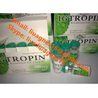 Buy cheap Injectable Hgh Human Growth Hormone Igtropin IGF-1 Long - R3 For Body Building from wholesalers