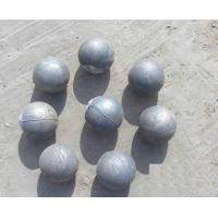Buy cheap Custom Cr15 Heat Treated Steel Balls Grinding Media For Mining from wholesalers