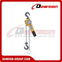 Buy cheap DAWSON DSSB-C High Strength Patent design 0.5 - 9 Tons Lever Hoist from wholesalers
