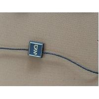 Buy cheap Square Shaped Garment Plastic Seal Tag Hang Tag String OEM Welcome from wholesalers