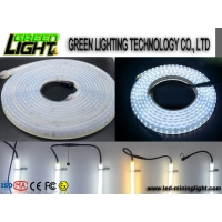 Buy cheap Silicone 12w Ip68 SMD5050 Flexible Led Light Strips from wholesalers