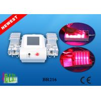 Buy cheap 400W Lipo Laser Slimming Machine For Body Cellulite Reduction With 12 Pads from wholesalers