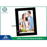 4 Wire Analog Resistive Smart Home Touch Panel ITO Single Touch 4 Layers
