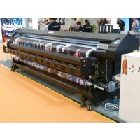 Buy cheap 4 Color Large Format Solvent Printer 77802L Double Sided for Flex Banner from wholesalers