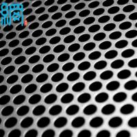 Buy cheap Stainless steel perforated metal sheet from wholesalers