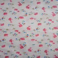 Buy cheap 100% cotton flannel fabric print from wholesalers