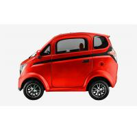 Buy cheap Max 45 Km/H Mini Electric Car Family With 50Ah Battery 6-8hs Charging OEM from wholesalers